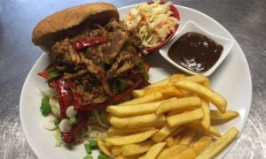 Barbecue - Pulled Pork Alabama