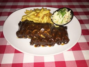 Barbecue - Spare Ribs
