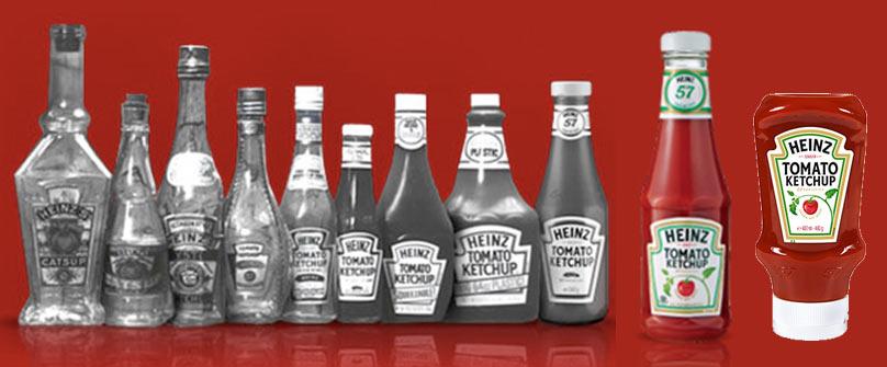 Heinz Ketchup Geschichte