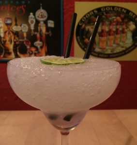 Tequila Frozen Margarita